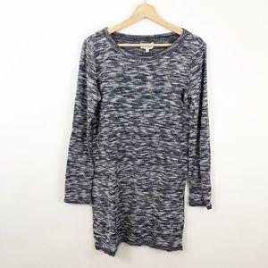 Lou & Grey Mini Sweater Dress Tunic Long Sleeve